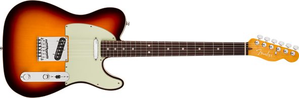 Fender American Ultra Telecaster®, Rosewood Fingerboard, Ultraburst