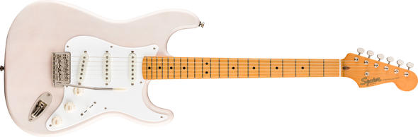 Squier Classic Vibe 50's Stratocaster White Blonde With Maple Fingerboard