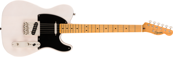 Squier Classic Vibe 50's Telecaster White Blonde With Maple Fingerboard