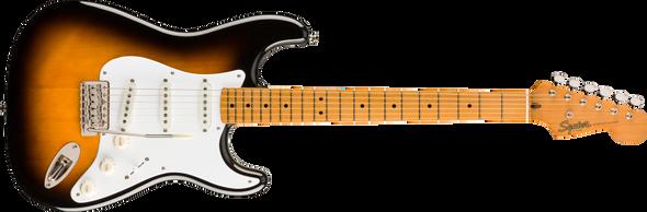 Squier Classic Vibe 50's Stratocaster 2 Colour Sunburst With Maple Fingerboard