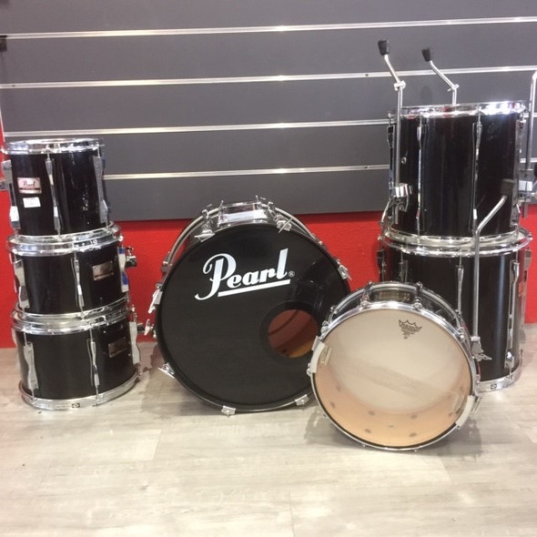 EX-HIRE Pearl Vintage 80's MX Maple shell pack