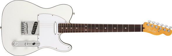 Fender American Ultra Telecaster, Rosewood Fingerboard, Arctic Pearl