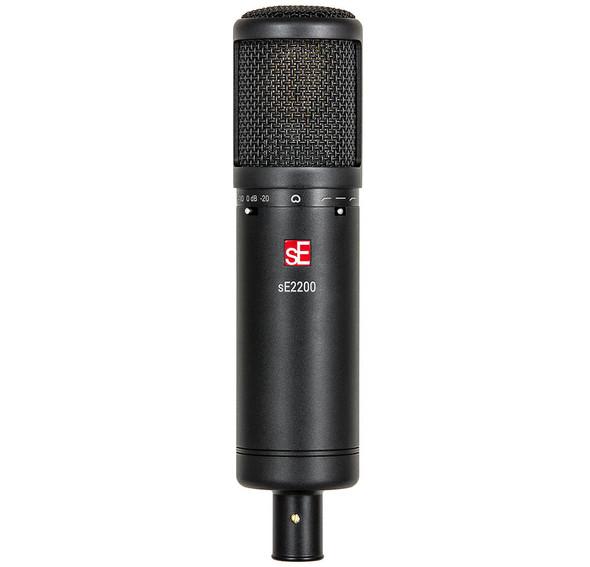 sE sE2200 Large-Diaphragm Cardioid  Condenser Microphone