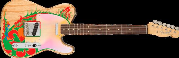 Fender Jimmy Page Telecaster, Rosewood Fingerboard, Natural