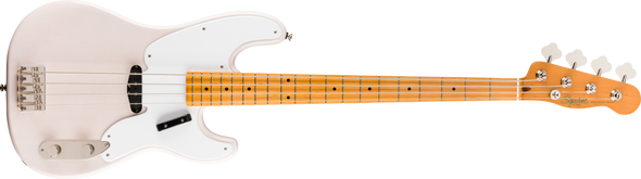 Squier Classic Vibe '50s Precision Bass, Maple Fingerboard, White Blonde