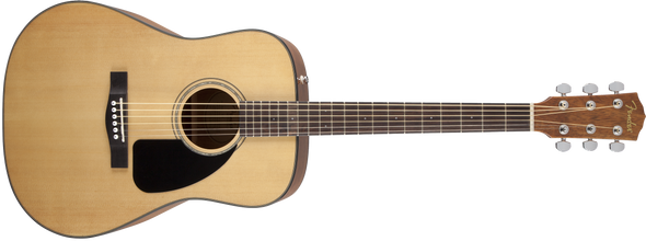 Fender CD-60 Dread V3 DS, Natural WN