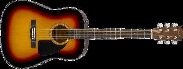 Fender CD-60 Dread V3 DS, Sunburst WN