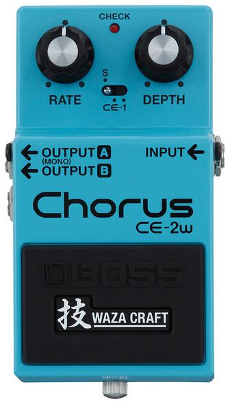 """Boss CE-2W Chorus """"Waza Craft"""""""