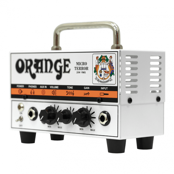 Orange MT20 Micro Terror Head