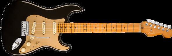Fender American Ultra Stratocaster®, Maple Fingerboard, Texas Tea