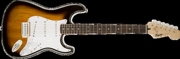 Squier Bullet® Stratocaster®, Laurel Fingerboard, Brown Sunburst