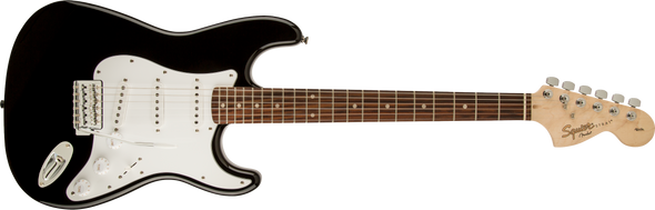 Squier Affinity Series™ Stratocaster®, Laurel Fingerboard, Black