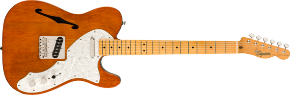 Squier Classic Vibe '60s Telecaster® Thinline, Maple Fingerboard, Natural
