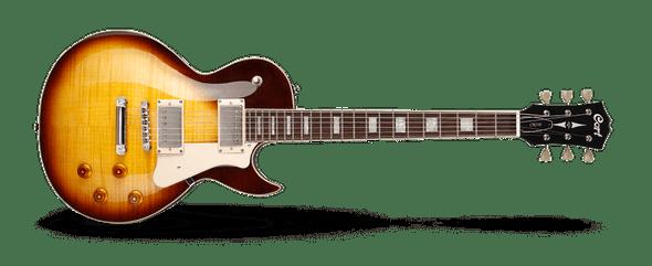 Cort CR250 Electric Guitar Vintage Burst
