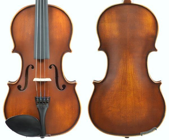 Enrico Student Plus II Violin Outfit - 1/4 Size With Setup