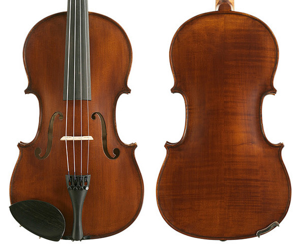 "Enrico Student Plus Viola Outfit - 15.5"" Size With Setup"