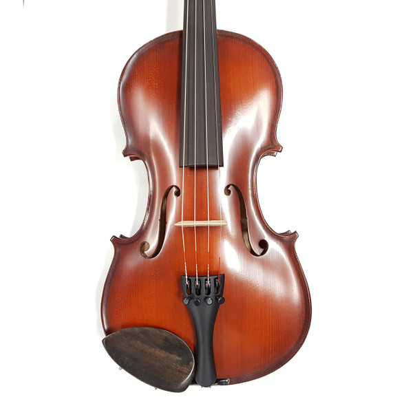 Gliga St Romani III Violin Outfit - 4/4 Size With Clarendon Strings & Setup