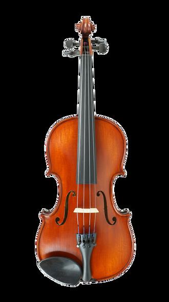 "Gliga I Violin Outfit ""Dark Antique"" Finish - 4/4 Size With Violino Strings & Setup"