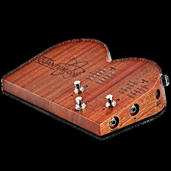 ORTEGA QUANTUMLOOP MULTI DIGITAL PERCUSSION STOMP BOX & LOOPER