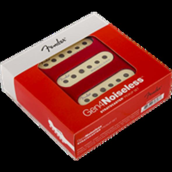 Fender Gen 4 Noiseless Stratocaster Pickups