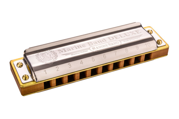 Hohner Marine Band Deluxe - A