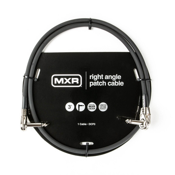 MXR PATCH CABLE 3 FOOT DCP3