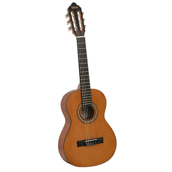 Valencia VC202 1/2 Classical Guitar Antique Natural