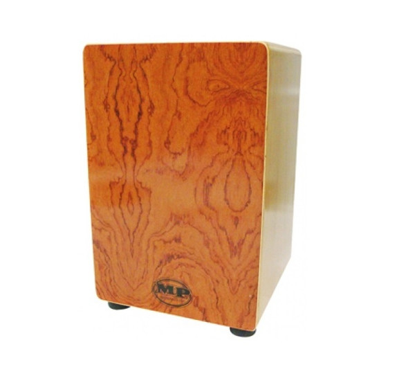 Mano Percussion Cajon Natural With Padded Bag