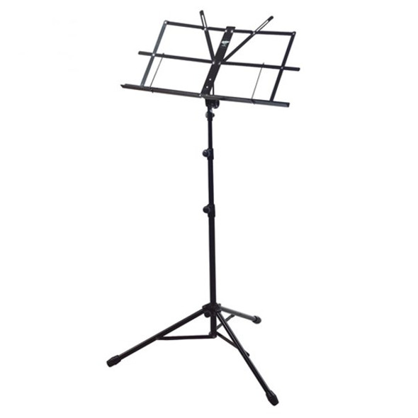 Armour Music Stand With Bag - Black