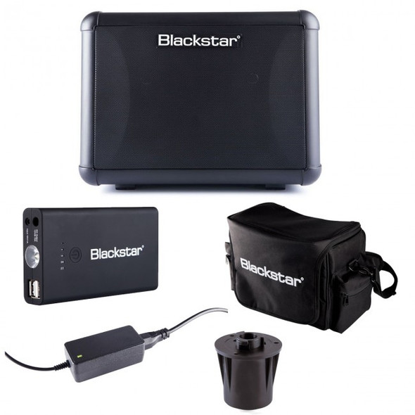 Blackstar Superfly Guitar Amp Pack With Battery, Bag & Power Supply
