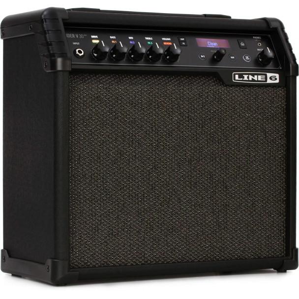 Line 6 Spider V30MK2 30 Watt Guitar Combo Amplifier