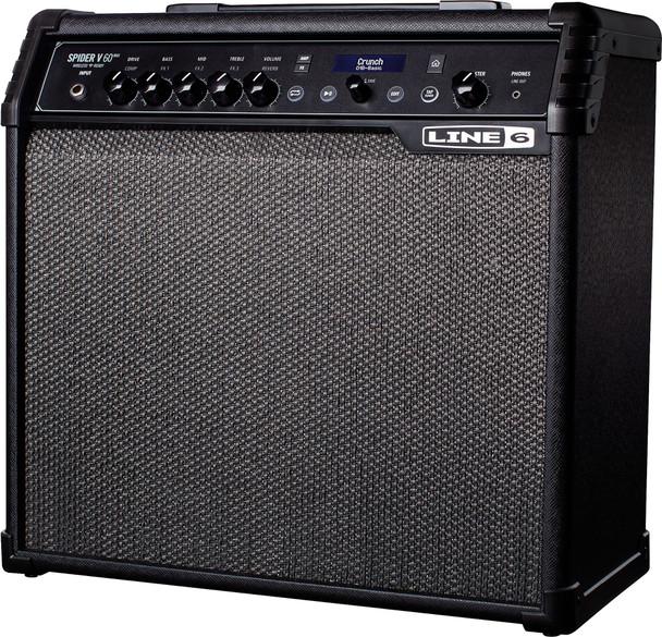 Line 6 Spider V60MK2 60 Watt Guitar Combo Amplifier