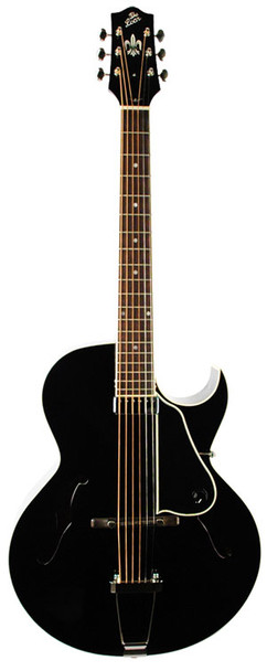 The Loar LH-350-BK Archtop Electric Guitar