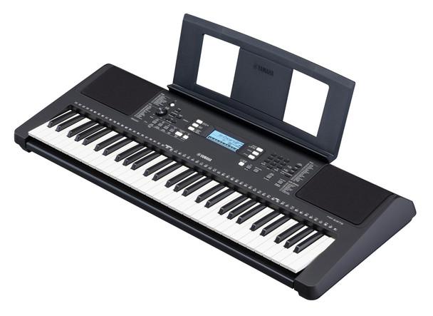 Yamaha PSRE373 Portable Keyboard (Includes free HPH50B Headphones)