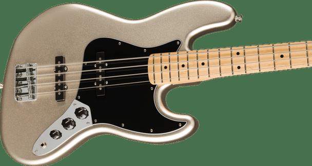 Fender 75th Anniversary Jazz Bass®, Maple Fingerboard, Diamond Anniversary