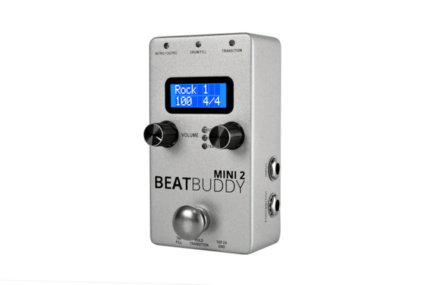 BeatBuddy Mini 2 Drum Machine Pedal