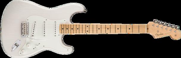 Fender American Original '50s Stratocaster®, Maple Fingerboard, White Blonde