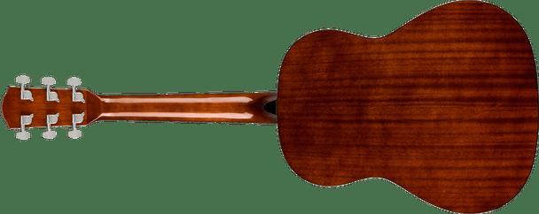 Fender FA-15 3/4 Scale Steel with Gig Bag, Walnut Fingerboard, Natural
