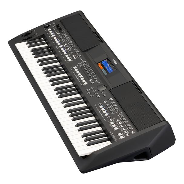 Second Hand Yamaha PSR-SX600 Arranger Workstation