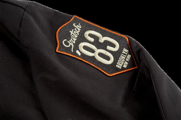 Gretsch® Patch Jacket, Black, Extra Large