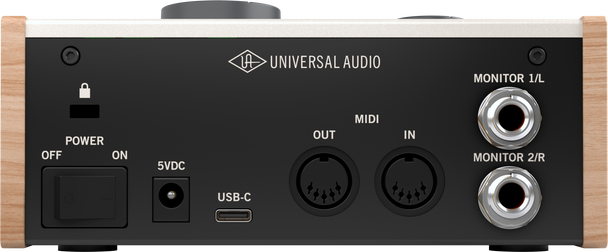 Universal Audio Volt 176 - 1 in 2 Out USB 2.0 Audio Interface