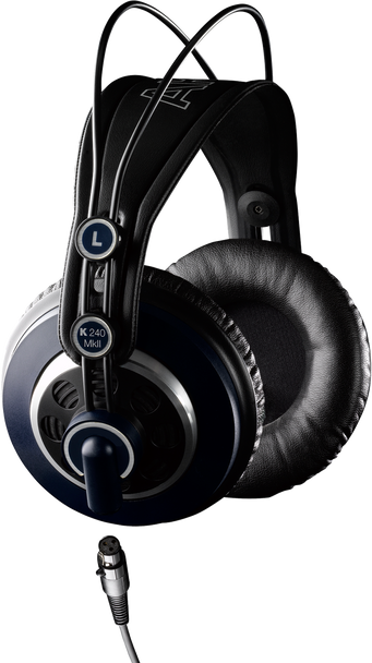 AKG K240 MKII Semi-Open Professional Studio Headphones