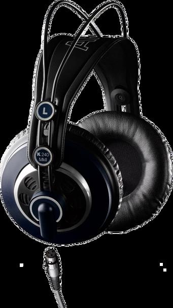 AKG K240 MKII Semi-Open Professional Studio Headphones