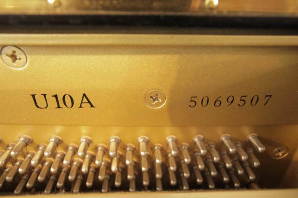 Yamaha U10A Serial