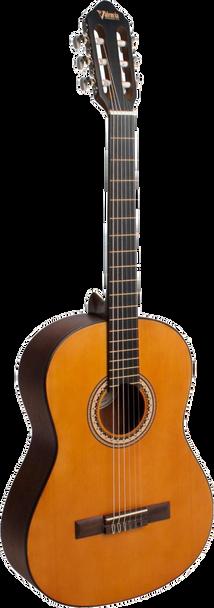 Valencia VC203 3/4 Classical Guitar Antique Natural