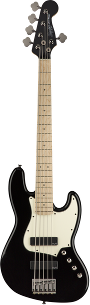 Squier Contemporary Active Jazz Bass HH V MN Black