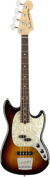 Fender American Performer Mustang Bass RW 3-Colour Sunburst