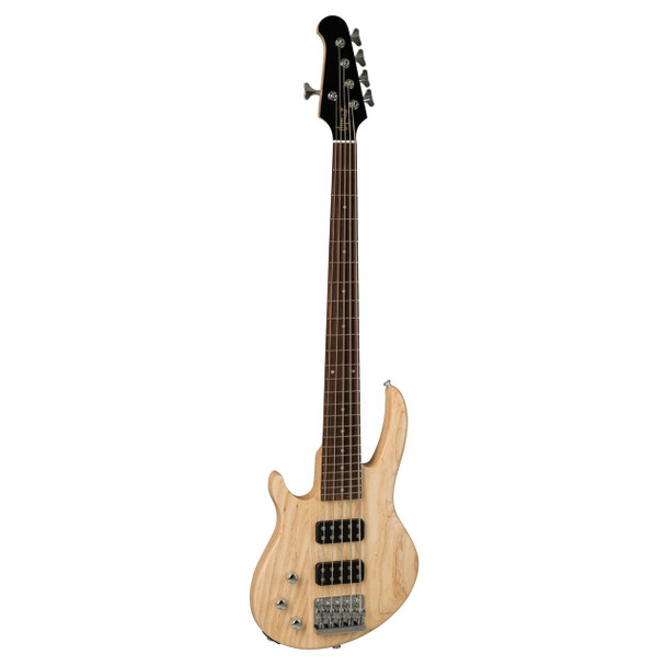 Gibson EB Bass 5 String 2019 Natural Satin Left-Handed