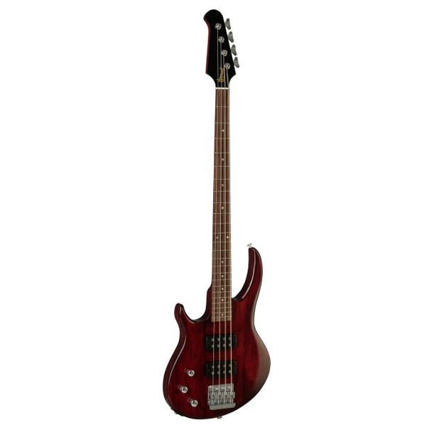 Gibson EB Bass 4 String 2019 Wine Red Satin Left-Handed