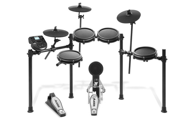 Alesis Nitro Mesh 8 Piece Electronic Drum Kit